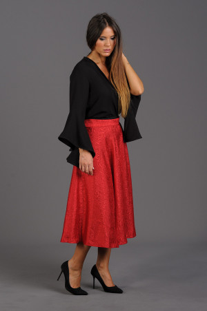 Falda capote