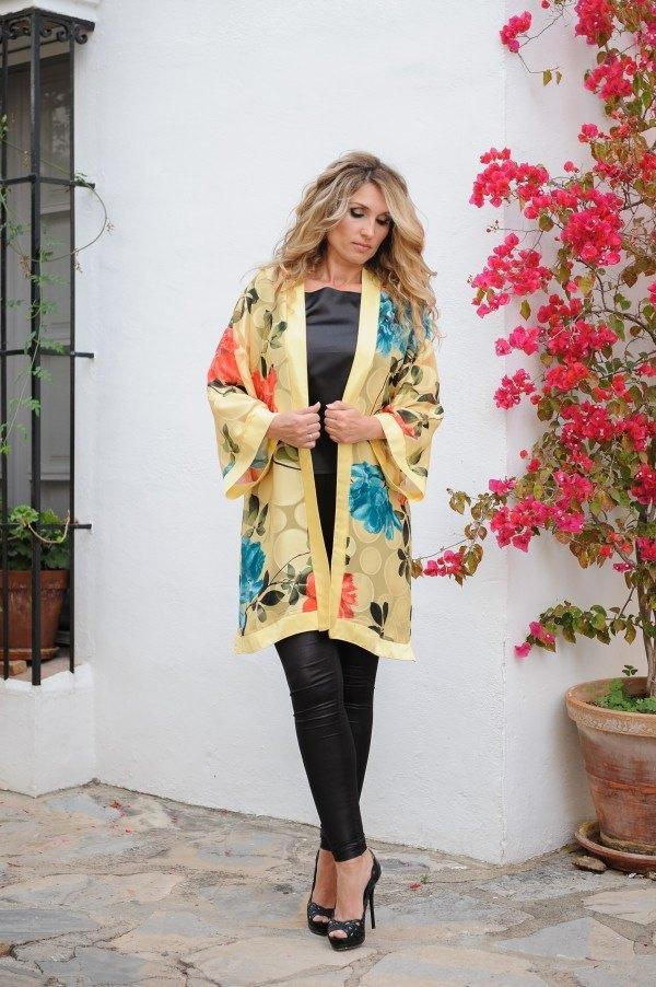 Kimono Zulla
