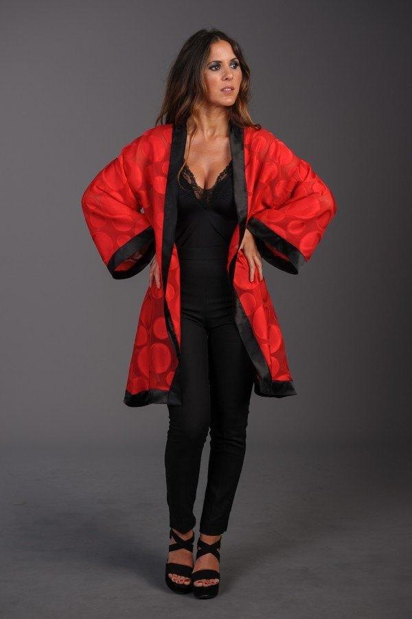 Kimono Dalias
