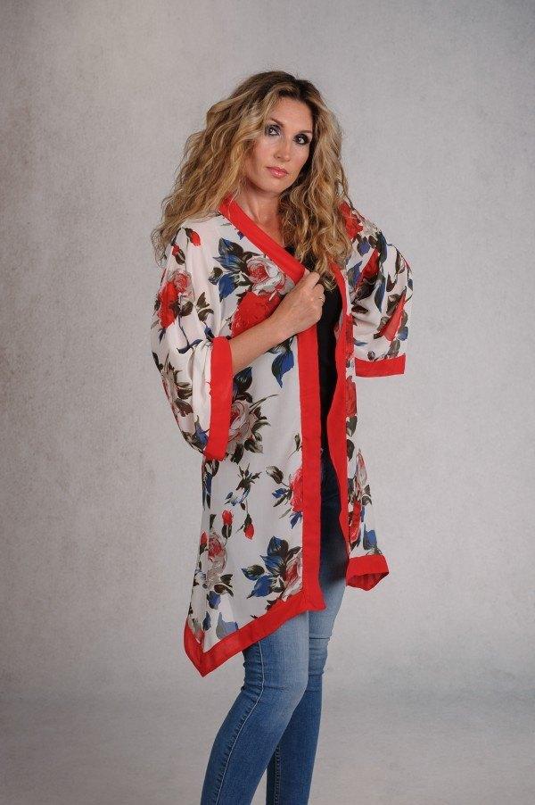 Kimono Amapola